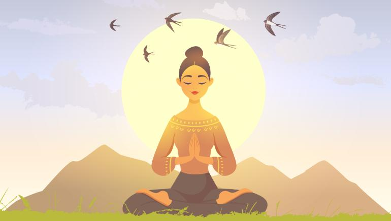 Meditation – Reduce your stress