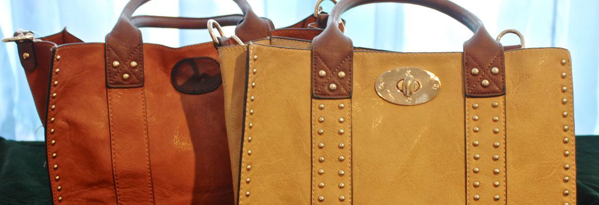 How to buy leather hand bags online?